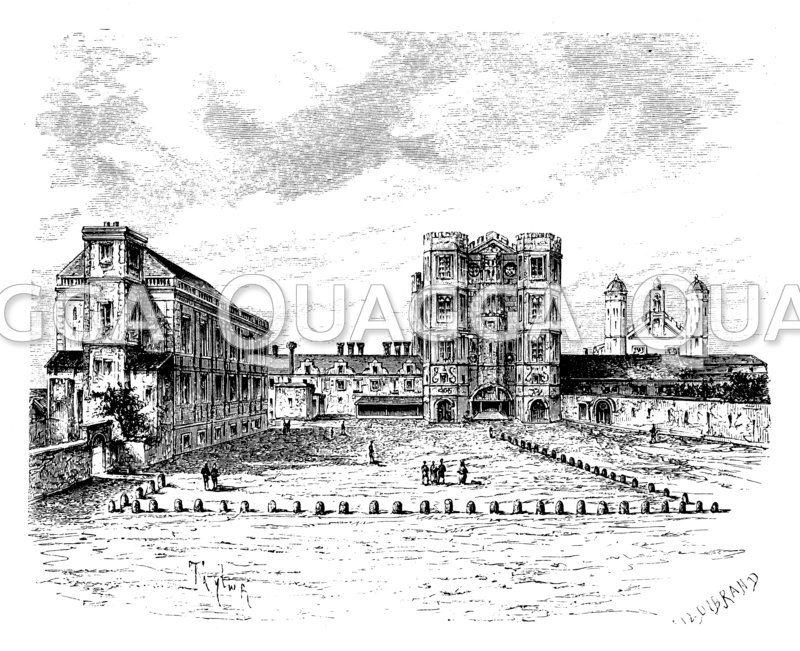 Schloss Hamptoncourt