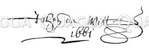 Autograph: Jan de Witt
