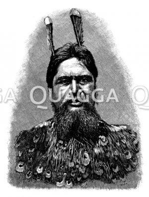 Maori-Hauptling