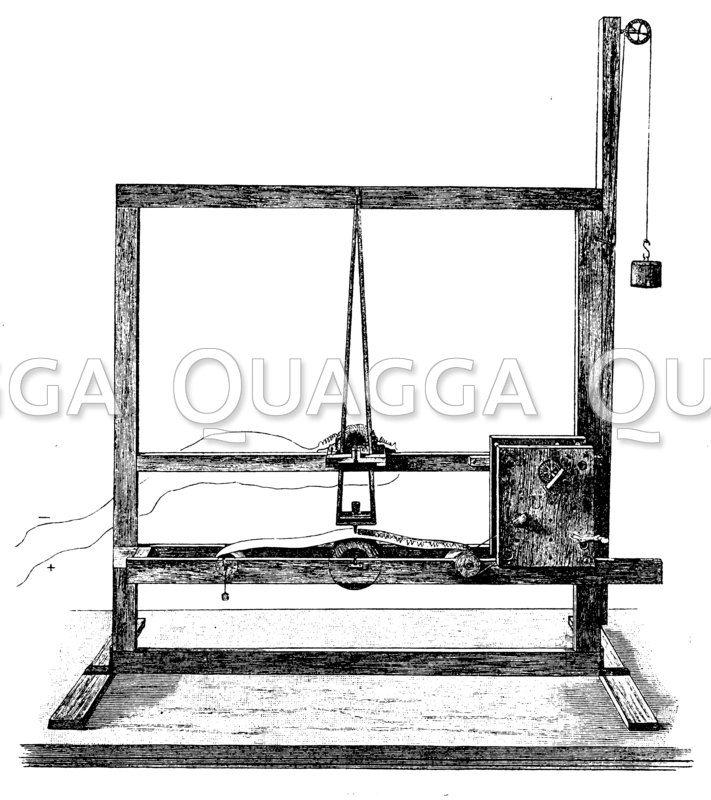 Der erste Morse-Apparat