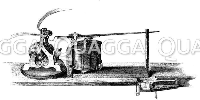 Der zweite Morseapparat