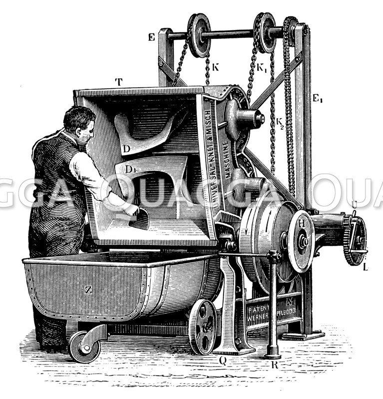 Knetmaschine
