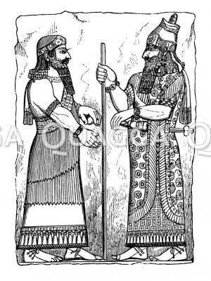 Salmanassar und Bezier