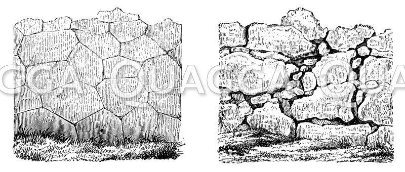 Zyklopische Mauern