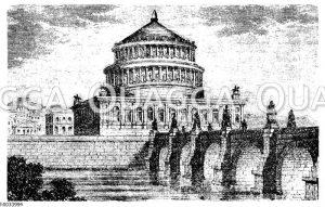 Grabmal Hadrians in Rom