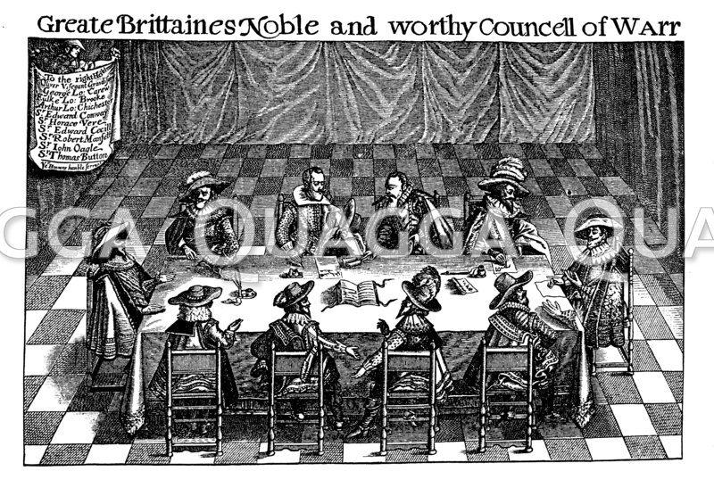 Englischer Kriegsrat (1624)
