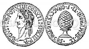 Golddarike des Augustus