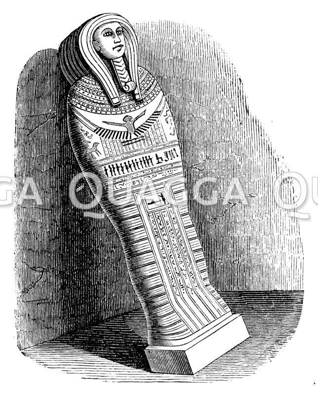 Ägyptische Mumie
