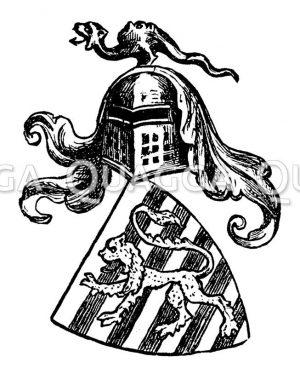Wappen des Hauses Luxemburg