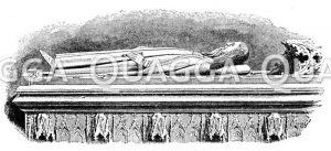 Grabmal Eduards III. in der Kapelle des heiligen Eduard in der Westminsterabtei zu London