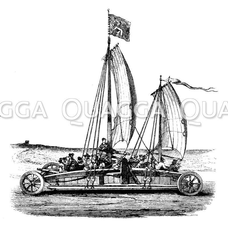 Segelwagen