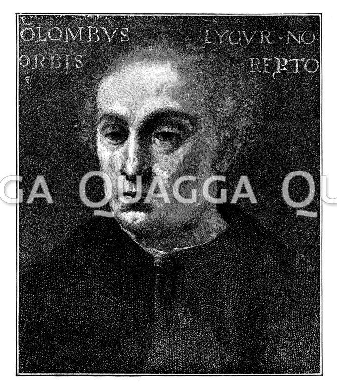 Christoph Columbus: Porträt