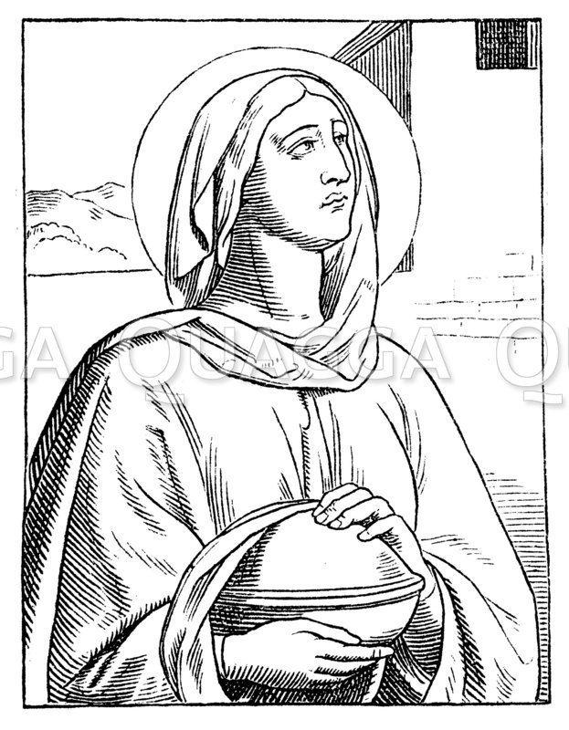 Hl. Katharina von Schweden