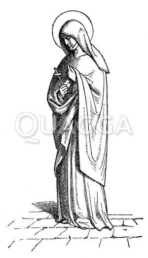 Hl. Maria Magdalena von Pazzi