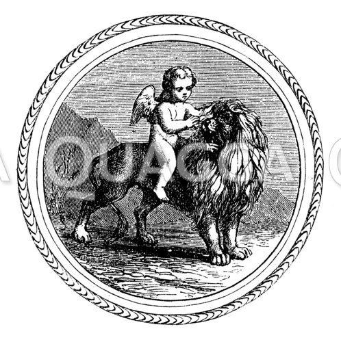 Sternbild Löwe