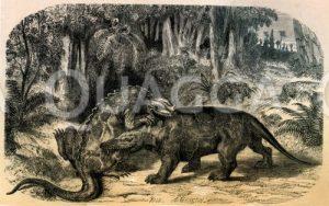 Dinosaurier der Kreidezeit