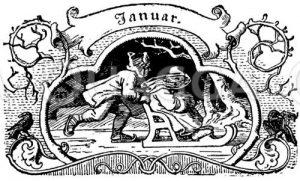 Vignette: Januar