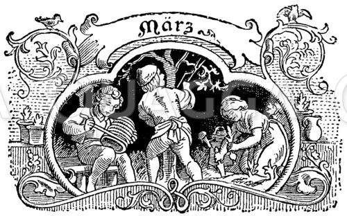 Vignette: März