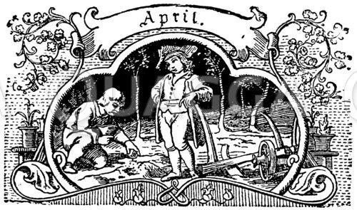 Vignette: April