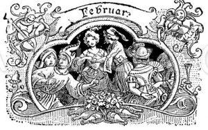 Vignette: Februar