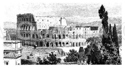 Collosseum in Rom