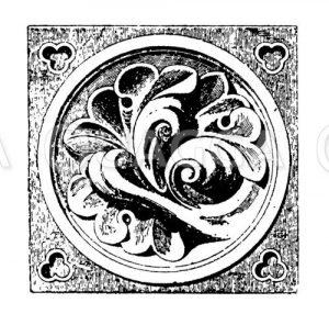 Frühgotische Rosette