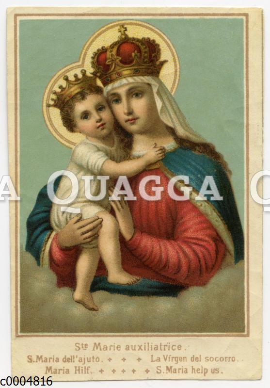 Ste. Marie auxiliatrice