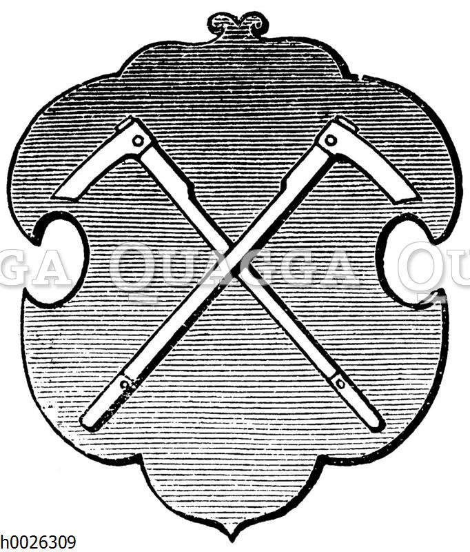 Wappen von Homburg