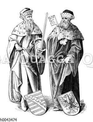 Erzmarschall und Erzkämmerer des Reiches