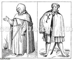 Schwertbruder und Deutschherr