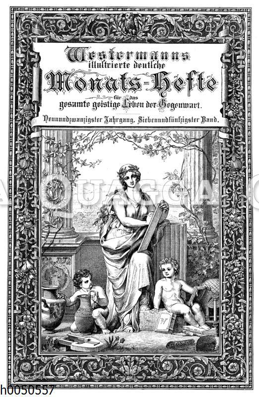 Westermanns illustrierte deutsche Monats-Hefte_ Cover