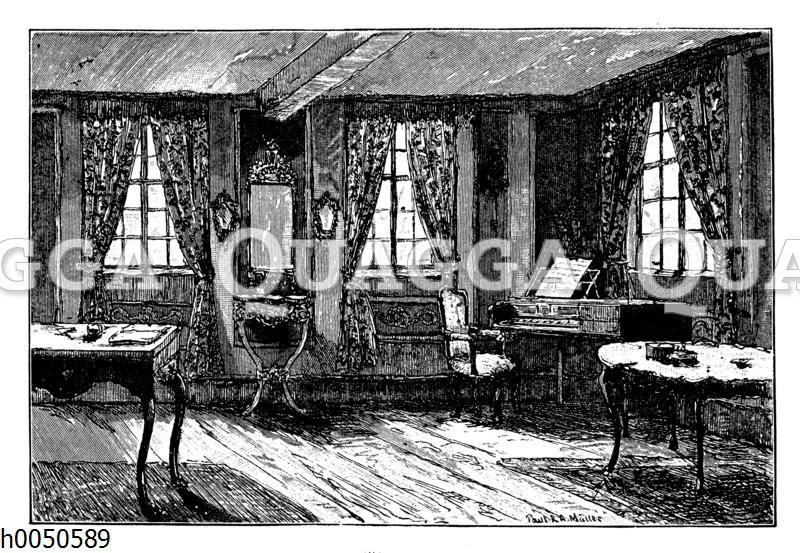 Lottes Wohnzimmer in Wetzlar