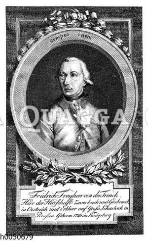Friedrich Freiherr von der Trenck