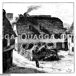 Berthold Auerbach: Geburtshaus