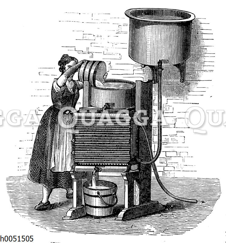 Neubecker'scher Milchkühler