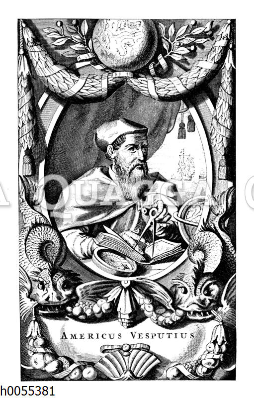 Amerigo Vespucci: Porträt