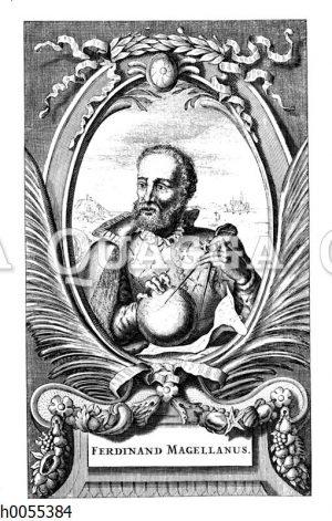 Ferdinand Magellan, 500. Jahrestag des Beginns seiner Reise um die Welt (1519)