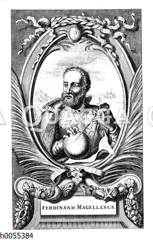 Ferdinand Magellan: Porträt