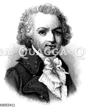 Louis Antoine de Bougainville: Porträt