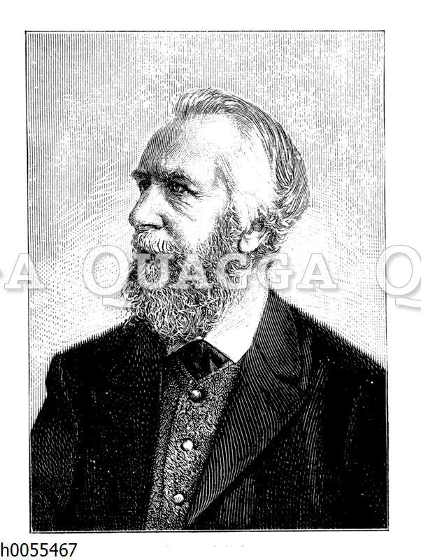 Ernst Haeckel: Porträt