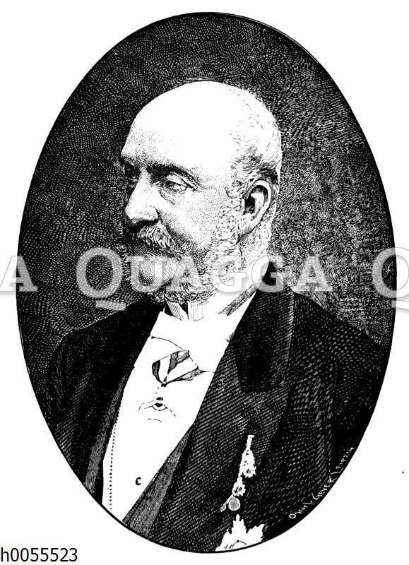 König Georg V. von Hannover