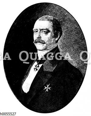 Otto von Bismarck als Bundestagsgesandter