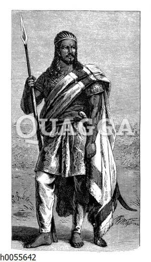 Kaiser Theodor von Abessinien