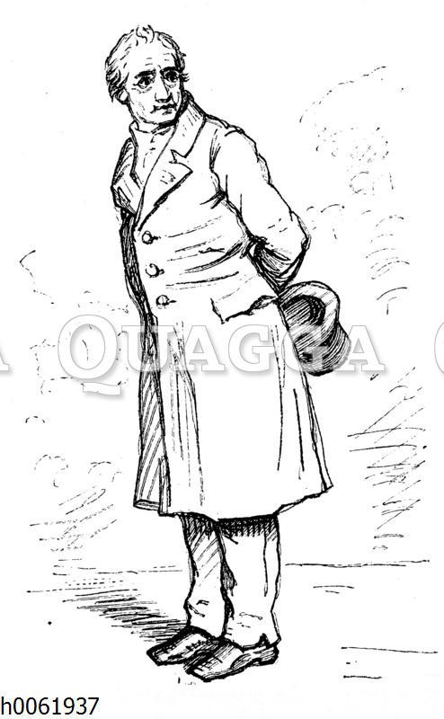 Goethe ind seinen letzten Lebensjahren