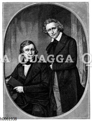Wilhelm Grimm und Jakob Grimm: Die Brüder Grimm