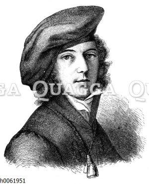 Adelbert von Chamissos Jugendbildnis
