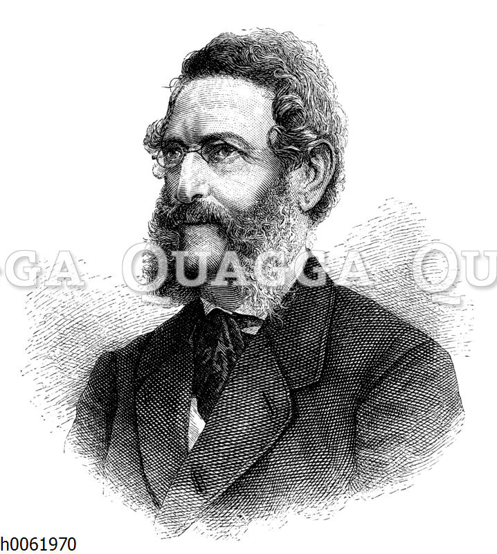 Anastasius Grün. (Anton Alexander Graf von Auersperg)