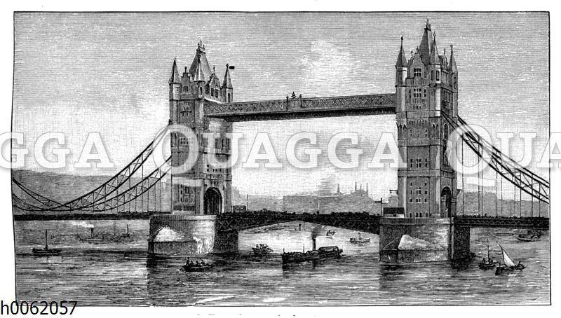 London: Towerbrücke