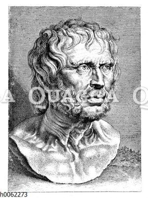Angebliche Büste des Seneca