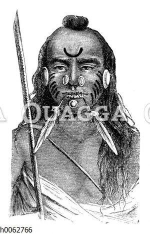 Indianer aus Guayana
